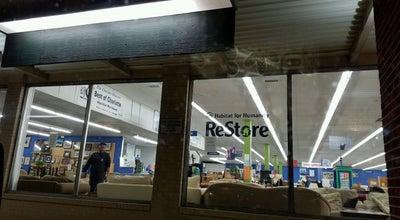 Photo of Thrift / Vintage Store Habitat ReStore at 3326 Wilkinson Blvd, Charlotte, NC 28208, United States
