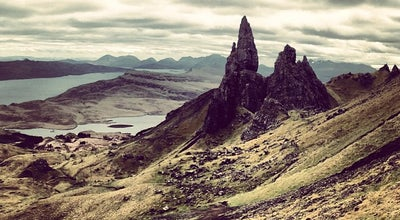 Photo of Mountain Old Man of Storr at Storr, Isle of Skye, United Kingdom
