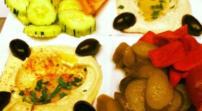 Photo of Mediterranean Restaurant Mazah Mediterranean Eatery at 1453 Grandview Ave, Columbus, OH 43212, United States