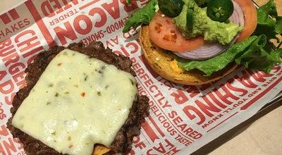 Photo of Burger Joint smashburger at 1000 Bald Hill Rd, Warwick, RI 02886, United States