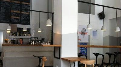 Photo of Cafe Państwomiasto at Andersa 29, Warszawa 00-159, Poland