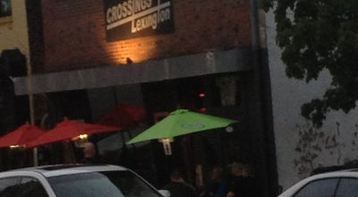 Photo of Gay Bar Crossings Lexington at 117 N Limestone, Lexington, KY 40507, United States