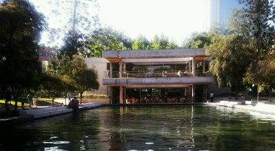 Photo of Park Parque Bustamante at Av General Bustamante, Santiago, Chile