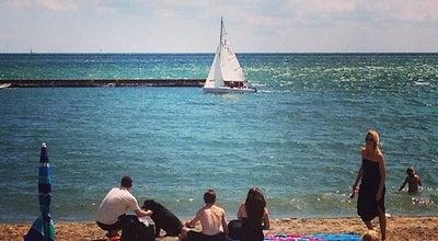 Photo of Beach Sunnyside Beach at 1601 Lakeshore Blvd W, Toronto, ON, Canada