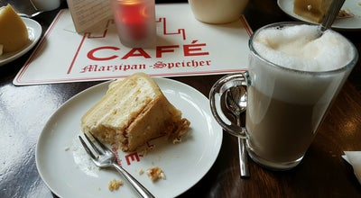 Photo of Cafe Café Marzipan-Speicher at An Der Untertrave 97, Lübeck 23552, Germany