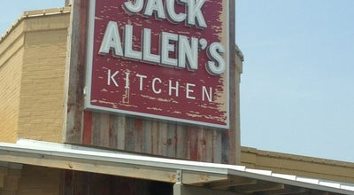 Photo of American Restaurant Jack Allen's Kitchen at 2500 Hoppe Trl, Round Rock, TX 78681, United States