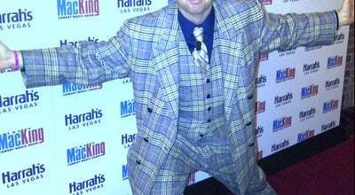 Photo of Comedy Club The Mac King Comedy Magic Show at Harrah's Hotel & Casino, Las Vegas, NV 89109, United States