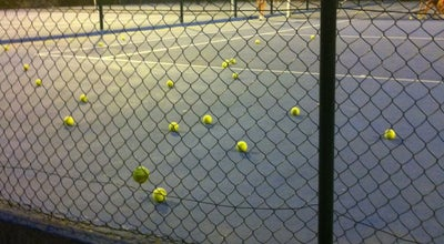 Photo of Tennis Court Polideportivo Monteolivete at Spain