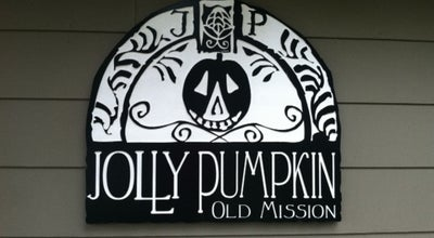 Photo of Brewery Jolly Pumpkin at 13512 Peninsula Dr, Traverse City, MI 49686, United States