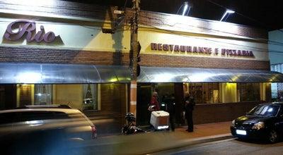 Photo of Brazilian Restaurant Beira Rio Restaurante e Pizzaria at R. Dr. Odil Campos Saes, 15, Jundiaí 13202-475, Brazil