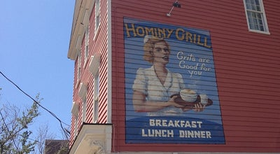 Photo of Southern / Soul Food Restaurant Hominy Grill at 207 Rutledge Ave, Charleston, SC 29403, United States
