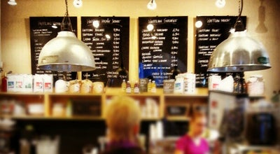 Photo of Cafe Kaffila at Aleksis Kiven Katu 11 C 30, Tampere 33200, Finland