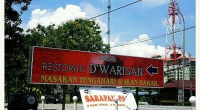 Photo of Asian Restaurant Restoran D'Warisan at Lumut, Malaysia