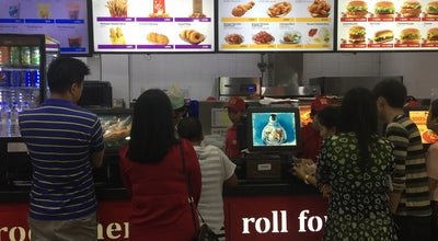 Photo of Fried Chicken Joint Lotteria Shwe Gon Tai at Ocean Tarmwe, Myanmar