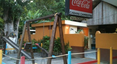 Photo of Brazilian Restaurant Cabana Campestre Restaurante at Br 040, Três Rios 25800-000, Brazil
