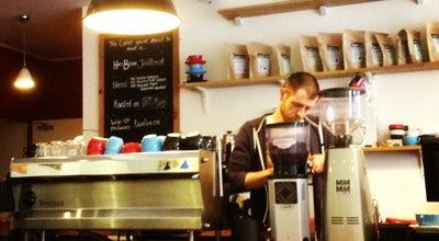 Photo of Coffee Shop 6/8 Kafé at 6-8 Temple Row, Birmingham B2 5HG, United Kingdom