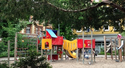 Photo of Playground Märzgarten Spielplatz at Märzgasse 1, Heidelberg 69117, Germany