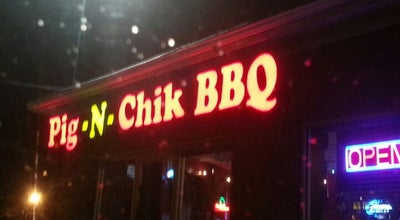 Photo of BBQ Joint Pig N Chik BBQ at 5071 Peachtree Industrial Blvd, Atlanta, GA 30341, United States