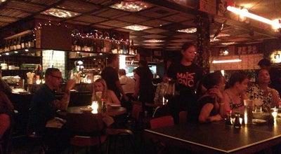 Photo of Restaurant Maison-O at 98 Kenmare St, New York, NY 10012, United States