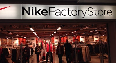 Photo of Sporting Goods Shop Nike Factory Store at Via Ang. Maspoli 18, Mendrisio 6850, Switzerland