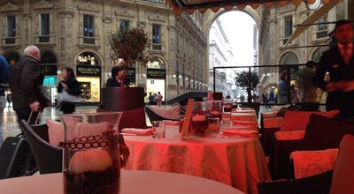 Photo of Italian Restaurant Savini at Galleria Vittorio Emanuele Ii, Milano 20121, Italy