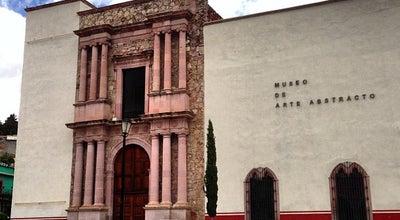Photo of Art Museum Museo de Arte Abstracto Manuel Felguérez at Zacatecas, Mexico