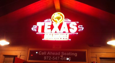 Photo of Steakhouse Texas Roadhouse at 3101 S Central Expy, McKinney, TX 75070, United States