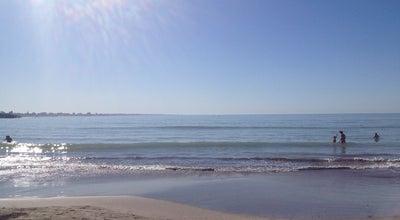 Photo of Beach Balneario Hermitage at Argentina