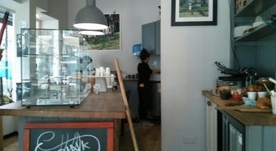 Photo of Cafe The Borough Barista at 60a Seymour Street, London W1H 7JN, United Kingdom