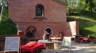 Photo of Cafe Prochownia Żoliborz at Park Żeromskiego, Warsaw 01-541, Poland