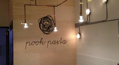 Photo of Italian Restaurant Pook Pasta at Al. Ken 21, Warszawa, Poland