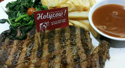 Photo of Steakhouse Steak Hotel by HOLYCOW! #TKPSemarang at Jl Sultan Agung 142, Semarang, Indonesia