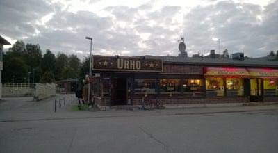 Photo of Bar Urho Baari at Toritie 1, Kirkkonummi 02400, Finland