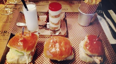 Photo of Burger Joint BRGR.CO at 187 Wardour St, Soho W1F 8ZB, United Kingdom