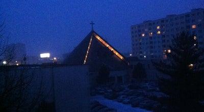 Photo of Church Kostol sv. košických mučeníkov at Nám. Košických Mučeníkov 1, Nad jazerom 040 12, Slovakia