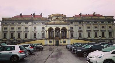 Photo of Historic Site Palais Schwarzenberg at Sxhwarzenbergplatz 9, Vienna 1030, Austria