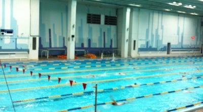 Photo of Pool Дом плавания МОЦВС at Ул. Ибрагимова, 32, город Москва, Russia