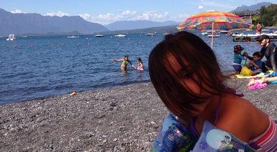 Photo of Beach Playa Molco at Lago Villarrica, Villarrica, Chile