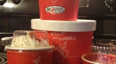 Photo of Ice Cream Shop Bruster's Real Ice Cream at 7590 Schomburg Rd, Columbus, GA 31909, United States