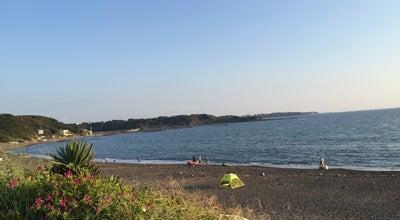 Photo of Beach 和田長浜海水浴場 at 神奈川県三浦市初声町和田, 三浦市, Japan