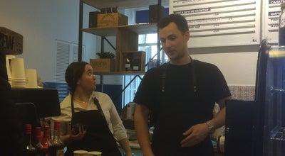 Photo of Cafe кофейня 15.54 at Russia