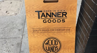 Photo of Men's Store Tanner Goods at 651 Divisadero St, San Francisco, CA 94117, United States