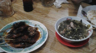 Photo of Chinese Restaurant @ Sate Babi Ko Encung at Pintu Air, Tangerang, Indonesia
