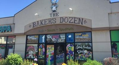Photo of Donut Shop Bakers Dozen at 561 S Woodruff Ave, Idaho Falls, ID 83401, United States