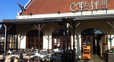 Photo of Cafe Café Neuf at Haltestraat 25, Zandvoort 2042 LK, Netherlands
