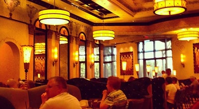 Photo of New American Restaurant Grand Lux Cafe at 3355 Las Vegas Blvd S, Las Vegas, NV 89109, United States