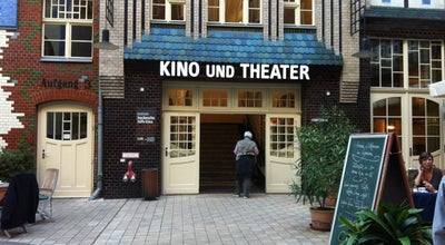 Photo of Indie Movie Theater Hackesche Höfe Kino at Rosenthaler Str. 40, Berlin 10178, Germany