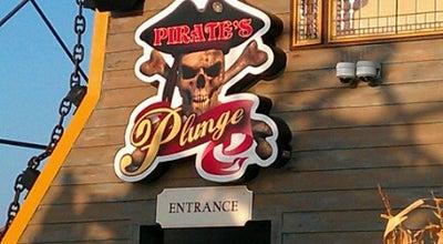 Photo of Theme Park Pirates Plunge at Pleasure, Galveston, TX 77550, United States