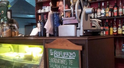 Photo of Bar El Refuerzo at Chacabuco 872, Buenos Aires, Argentina