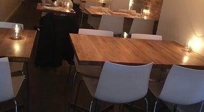 Photo of Italian Restaurant Corso 32 at 10345 Jasper Ave., Edmonton, AB T5J 1Y5, Canada